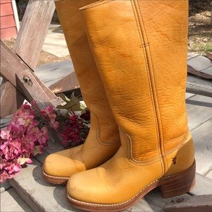 Frye Campus Boot